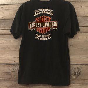Harley-Davidson Men's Vintage T-Shirt Size L